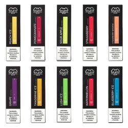 Высокое качество читать для доставки электронных сигарет Vape батареи отшелушивающей подушечкой бар испаритель