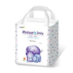 通気性のStrong AbsorptionおよびVery Soft Baby Diaper