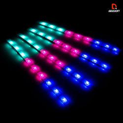 Kampierender Akzent-Beleuchtung-Röhrenblitz-Licht-Streifen des LED-Positionslampe-Auto-Außen-LED