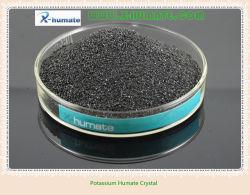 Рост растений Agent калий Humate 90% растворимость