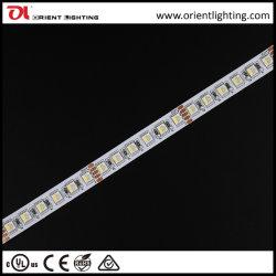 prix d'usine chaud 5060+5050 RGB+W étanche Bande LED