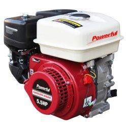 Hot Sale puissant Air-Cooled 5.5HP PR160 moteur à essence avec le nouveau style