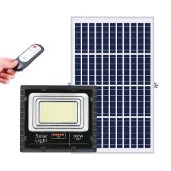 تصميم جديد أنظمة الطاقة الشمسية ضوء غامرة بقدرة 60 واط بقدرة 100 واط وقوة 300 واط مصباح LED يعمل بالطاقة الشمسية بقدرة 200 واط