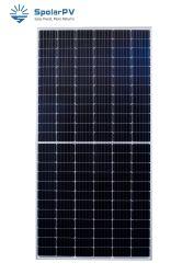 Spolarpv 태양계를 위한 단청 415W 절반 세포 Perc 태양 전지판 태양 모듈