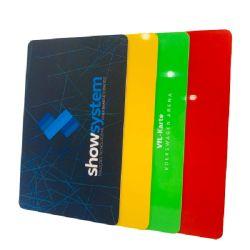 卸し売りPVC二重頻度RFID HF UHFハイブリッドCombiのスマートカード