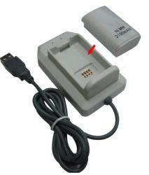 4 en 1 Pack de recharge pour X360 Accessoires de jeu vidéo(HYS-MX3071)