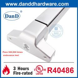 Оборудование UL 10c ANSI, сталь огнеметный, вертикальный стержень, Panic Аварийный выход двери толкатель коммерческой двери Panic устройства выхода