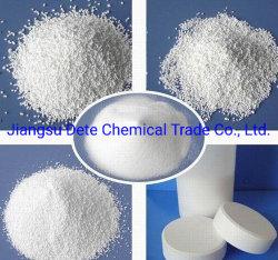 200g 정제 CAS#87-90-1 트리클로로이소시아누산 수영장 용수 처리 화학 물질