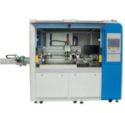 Impressão de ecrã em seda com CCD de cor única de alta precisão Máquina para película condutora de folha