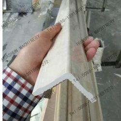 Perfil de mármore falso de PVC máquina de fazer a linha de extrusão