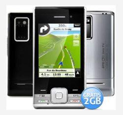 GPS WiFi 이동 전화 (F029G)