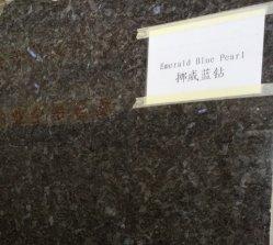 Stenditura/giardino spaccato/Museo/pavimentare/mattonelle di pavimento blu verde smeraldo del granito perla del patio