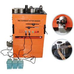 Industriële Rebar Snijder en Rebar van Combo 2800W 32mm van de Buigmachine