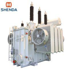 20 Jahre Cer Einrichtung-chinesisches Berufstransformator-Hersteller Iec-IEEE Cesi Kema CSA V-Überprüfen 20mva 88kv-25kv Leistungstranformator-Zugkraft-Transformator