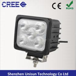 lampade del lavoro della macchina del CREE LED di 5inch 12V-60V 50W 5X10W 4000lm