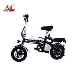 알루미늄 지능적인 2개의 바퀴 Foldable 리튬 건전지 전기 자전거