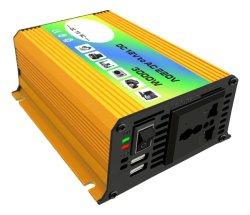 파워 인버터 3000W 차량 인버터 DC 12V - AC 110V 220V 듀얼 AC 충전 포트 및 2.1A 듀얼 USB 포트 노트북 스마트폰용