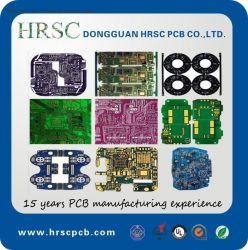 Carte de circuit imprimé d'éclairage LED pour la société de S&P 500, l'ODM&Ampoule de LED PCB OEM