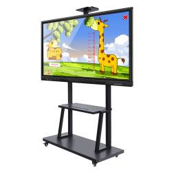 4K Digital intelligente Vorstand LCD-Screen-Bildschirmanzeige interaktives Whiteboard