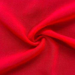 衣服ファブリックのためのポリエステル軽くて柔らかく明白な染められた編まれたファブリック