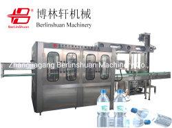 Pet automática/ Garrafa plástica pura Mineral//álcool/bebidas água líquida /suco e chá de enchimento de Bebidas/Máquina de engarrafamento de água/enchimento/engarrafamento da linha de produção
