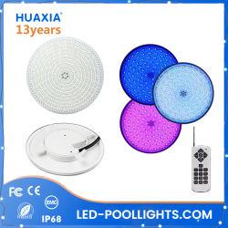 IP68 Huaxia RGB 12V 3000lm rempli de résine d'éclairage LED sous-marine Piscine lumière