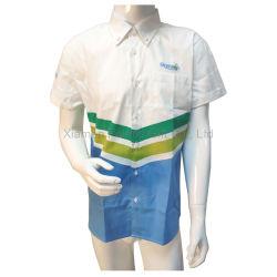Kurze Hülsen-Smokinghemd-Uniform