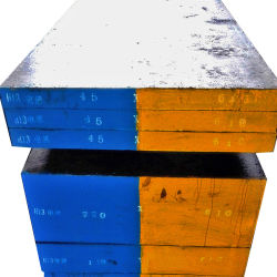 1.2344 H13 SKD11 специального сплава стальные круглые прутки