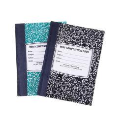 Impressão personalizada Bonitinha pequena composição Papel de livro mini notebook