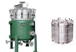 VFD série-II Papel Horizontal de Precisão da máquina de filtragem/Aço Inoxidável Prensa-filtro