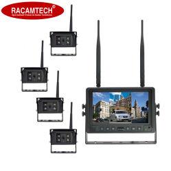 2.4GHz de digitale Draadloze AchterCamera van de Auto van de Visie van de Nacht van de Mening Reserve met Monitor de Van uitstekende kwaliteit 7inch van TFT LCD voor Aanhangwagen
