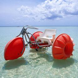 Bici del triciclo della barca del pedale dell'acqua delle 3 grandi rotelle da vendere