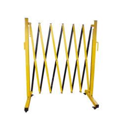 Crash Portable barrière de sécurité routière de métal