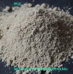 Химические волокна используемого масла металлургии бентонит