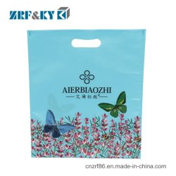 Custom напечатано фантазии цветы магазинов одежды не тканый мешок для подарков