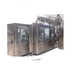 SUS304 مادة آلة تعبئة المياه Aerated الخاصة بالزجاجات البلاستيكية