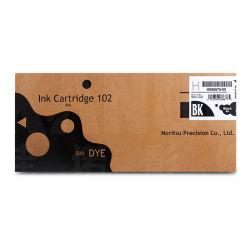 Noritsu Orignal Bk H086075 Cartucho de tinta de color negro para Noritsu D701 D703 D1005 D1005h Verde Verde-II de la impresora de inyección de tinta