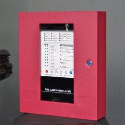 Аналоговый оптический обычных панель управления пожарной сигнализации системы пожарной сигнализации