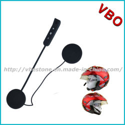 Nouveau design Avenant à rider Communication Bluetooth Casque BT Interphone casque de moto