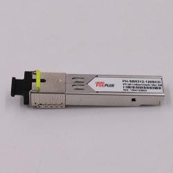 وحدة جهاز إرسال واستقبال SFP GBIC سعة 1.25 جم (PHY-3524-1Sx)
