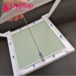 El panel de acceso de aluminio para placa de yeso / Ventanas de inspección