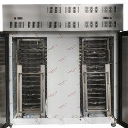 Températures de -45 degrés Sub-Zero choc industriel congélateur de refroidissement par ventilateur refroidisseur de l'explosion d'un réfrigérateur
