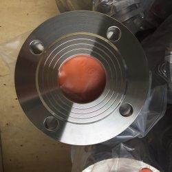 Précision DN personnalisé standard de la plaque plat de soudage de titane flasque