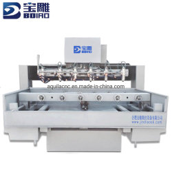 Bd4015r Fours Axis fresadora CNC de pedra rotativa máquinas/CNC Máquina de gravação