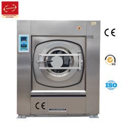 vollautomatische kundenspezifische wäscherei-Maschinen-Unterlegscheibe-Zange des Edelstahl-100kg Handelsfür Gaststätte/Krankenhaus/Schule (SXT)