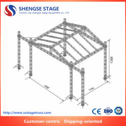 Ausstellung-Gebäude-Ereignis-Licht-Rahmen-im Freien oder Innenkonzert-Stadiums-Zelt-Binder