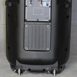 """A luz de LED portátil de música alto-falante de áudio Bluetooth sem fio da caixa de som activo 15 Duplo"""" Bass Pro Piscina Karaoke DJ Sistema de colunas de cinema em casa de Som"""