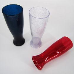 De hete Kop van het Bier van de Bel van de Hoge Prestaties van de Verkoop Douane Afgedrukte Plastic