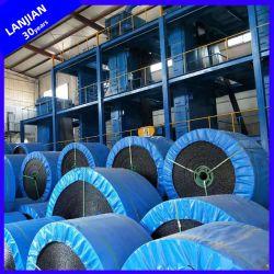 耐火性PVC/Pvgのゴム製コンベヤーベルトの炎-地下石炭鉱業のための抑制剤