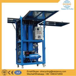 変圧器の真空のポンプ施設管理の乾燥の変圧器の油純化器機械